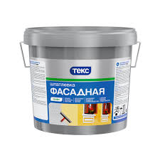 <b>Шпатлевка готовая</b> Фасадная <b>ТЕКС</b> Профи 5 кг купить недорого в ...