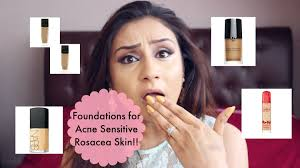 foundation for acne rosacea pigmented skin brown olive ted skin makeup makeup with raji you