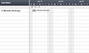 Online Gantt Chart Excel Free Gantt Charts In Excel Templates Tutorial Video
