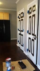 interior door painting ideas. Uncategorized How To Paint Closet Doors Appealing Focal Point Styling Interior Black Door Painting Ideas