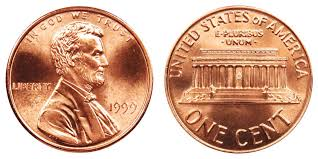 Lincoln Memorial Penny Values Chart 1999 Lincoln Memorial Penny Wide Am Coin Value Prices