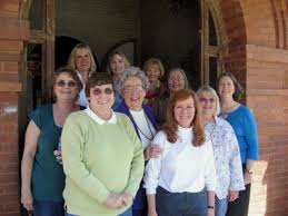 Former Girl Scouts enjoy luncheon at Blackmon home, tour of school ...