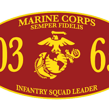 Marine Corps Decals For Mos 100 Made In Usa At Devil Dog