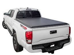 WeatherTech Tacoma Roll Up Pickup Truck Bed Cover 2016+ ...