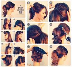 Coiffure Facile Femme Coiffure Facile Femme With Coiffure