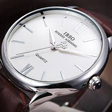 online get cheap classic mens watches top 10 aliexpress com ibso mens watches top brand luxury classic watch men 2017 leather strap fashion clock men 3atm