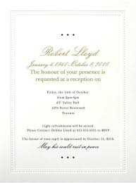 Funeral Invitation Template New Lovely Free Funeral Announcement Templates Or Memorial Invitation