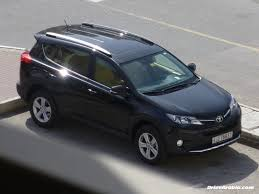 So we got a 2013 Toyota RAV4 | Drive Arabia