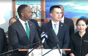 Binance, Bermuda Ink $15 Million Crypto Investment Agreement ...