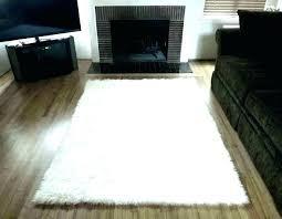 faux sheepskin area rug white furry area rug white faux fur area rug faux fur area