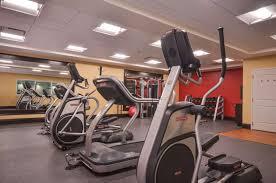 fitness exercise room hilton garden inn fayetteville