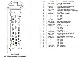 stereo wiring diagram 1998 ford ranger wirdig 95 mustang abs wiring diagram wiring amp engine diagram