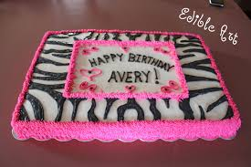 Happy Birthday Avery Edible Art Baking Recipes Photography And Crafts Happy