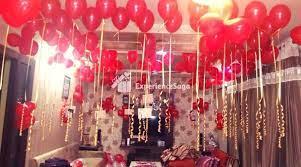 balloon decoration at home hyderabad