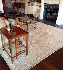 indian oushak oriental rug