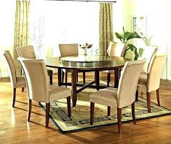 round dining room table dining tables rustic