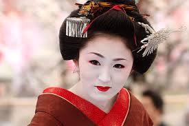 authentic geisha makeup anese geisha makeup