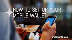 How Can I Charge Someones Credit Card How To Set Up Your Mobile Wallet