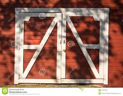 red and white barn doors. Red And White Barn Doors D