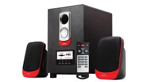 home theater 2 1. buy intex it-170 2.1 bluetooth home theater speaker online 2 1