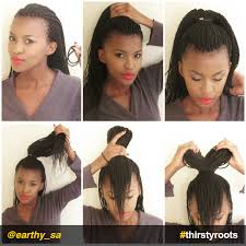 Hairstyle Braids how to do a bow hairstyle on braids or locs 3853 by stevesalt.us