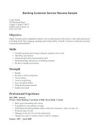 Bank Customer Service Representative Resume Sample Best Of Customer Service Representative Resume Sample Customer Service