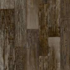 an image of congoleum up502121 gray wood full spread adhesive vinyl sheet vinyl flooring