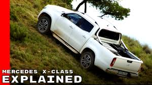 2018 mercedes benz pickup. delighful pickup 2018 mercedes xclass pickup truck explained and mercedes benz pickup