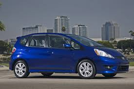 2010 Honda Fit: No Changes, And That's Quite Alright