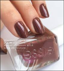 Essie Color Chart Essie Gel Couture Launch Collection All 42 Swatches