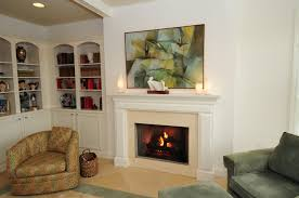 charming white brown wood cool design brick fireplace surround beautiful beige glass modern surrounds ideas mantel office charming cool office design