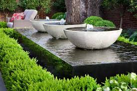Small Picture Amazing water feature in your front yard outdoor landscape