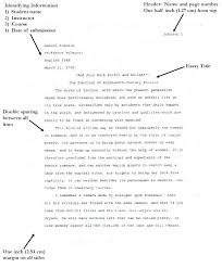Essay Format In English Essay Writing Examples A Modest Proposal