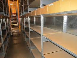 lozier s series storage shelving