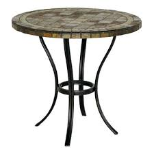 36 inch patio table round slate patio bistro table 36 round patio table cover