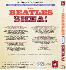 beatles shea hmc blu ray disc edition blu ray r gigin beatles shea bluray2