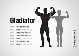 gladiator plan