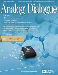 analog dialogue technical journal analog devices