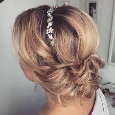 Krásne účesy Na Svadbu Pre Stredne Dlhé Vlasy Fotky