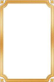 antique frame border png. Png Photo Frames Antique Frame Border