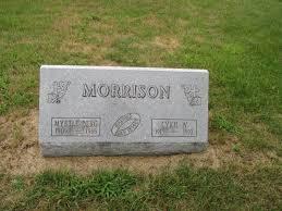 Myrtle Berg Morrison (1909-1966) - Find A Grave Memorial