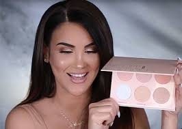 12 beauty gurus who released their own with a huge makeup brand