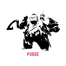 dota 2 pudge dota 2 t shirt teepublic