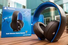 sony gold wireless headset. playstationgoldwirelessstereoheadset-6.jpg sony gold wireless headset a
