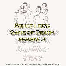 bruce lee s game of death remake s sojourn of  bruce lee s game of death remake