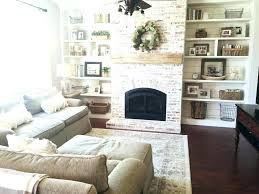 fireplace bookshelf interior ins whitewash brick styling as wells design fab with shelving ideas mantel bookcase fireplace and shelving idea