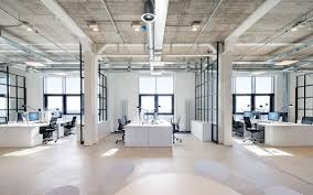 lighting in an office. for in the final analysis a felicitous mixture of general office lighting and individually adjustable light sources facilitates productivity enables an o