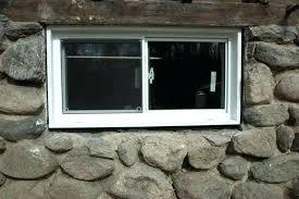 basement windows exterior. Delighful Windows Marvellous Basement Window An Energy Efficient Double Installed In A  Backsplash Intended Basement Windows Exterior I