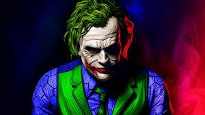 Joker Artwork Illustration Wallpaper 4k ...