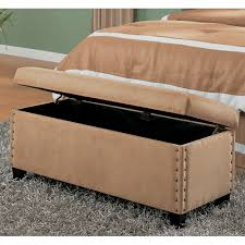 Ottoman Bedroom Storage End Of Bed Storage Benches Ottomans And Chestsolivias Place